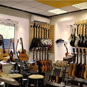 Музыкальные магазины Боброва