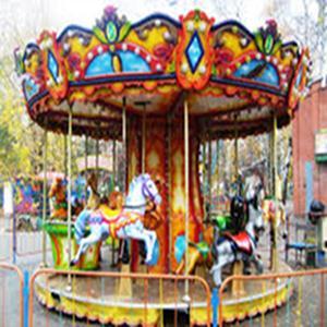 Парки культуры и отдыха Боброва